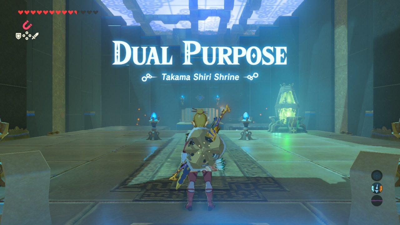 Zelda: Breath of the Wild Urbosa's Song Walkthrough   Shacknews