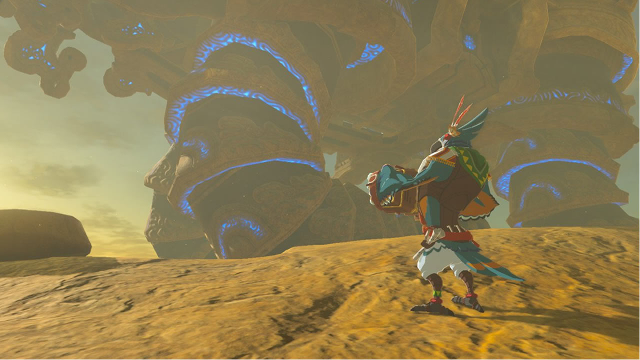 Zelda Breath Of The Wild Champions Ballad Dlc Walkthrough And Guide Shacknews