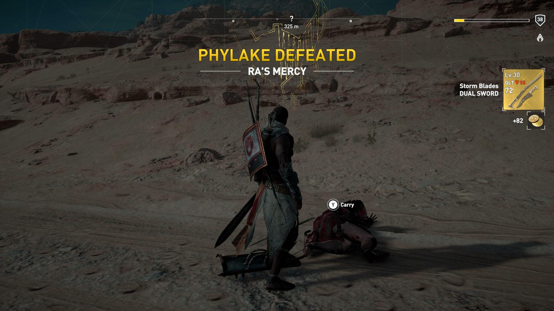 assassin s creed origins all phylakes locations shacknews