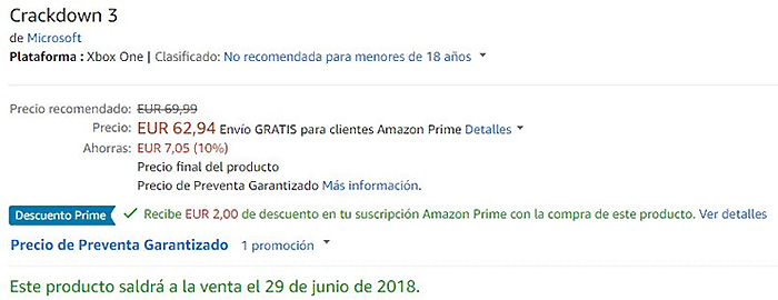 Rumor: Amazon Leaks Release Dates For Crackdown 3 And State