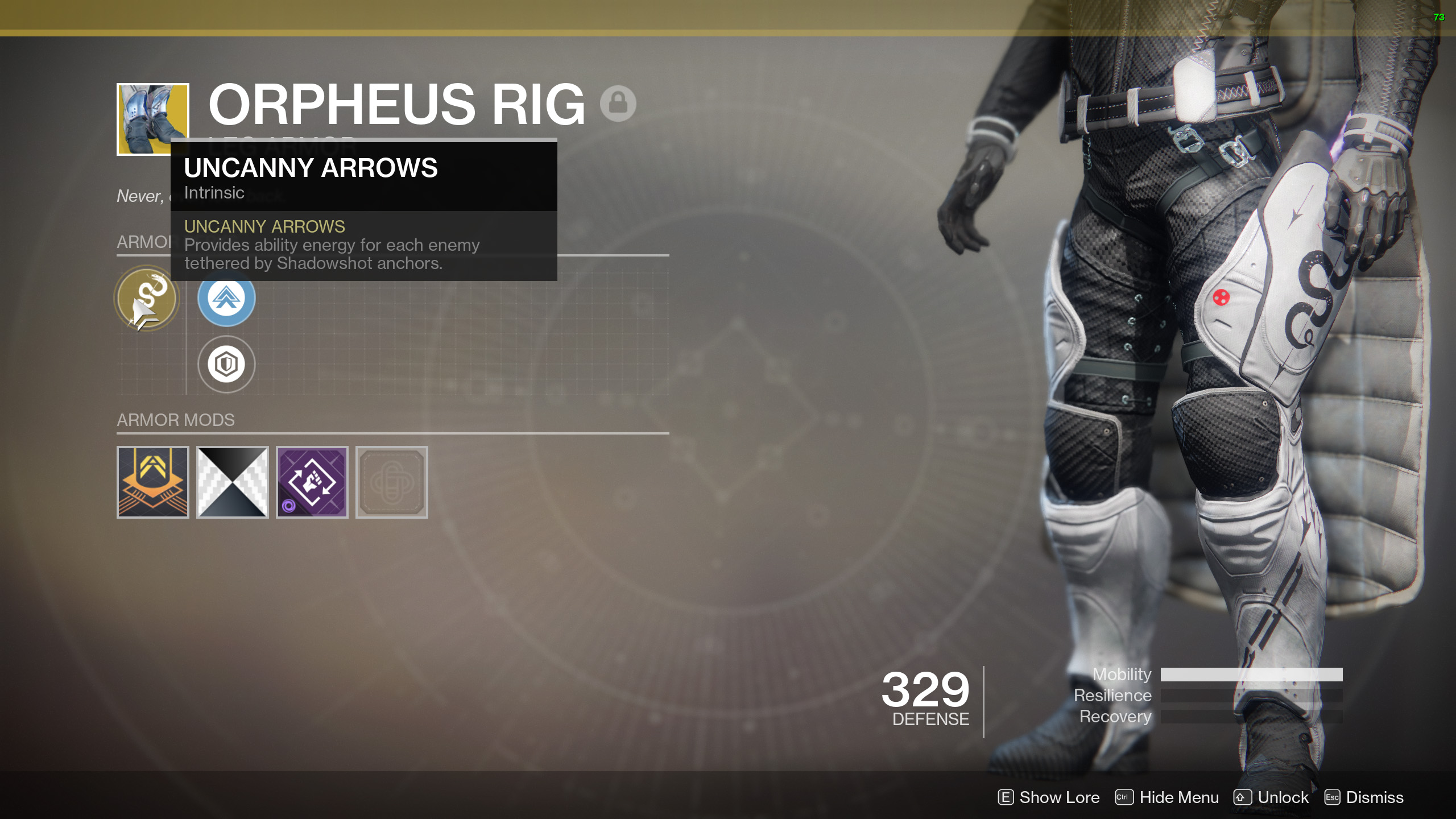 Orpheus Rig Exotic Hunter Boots