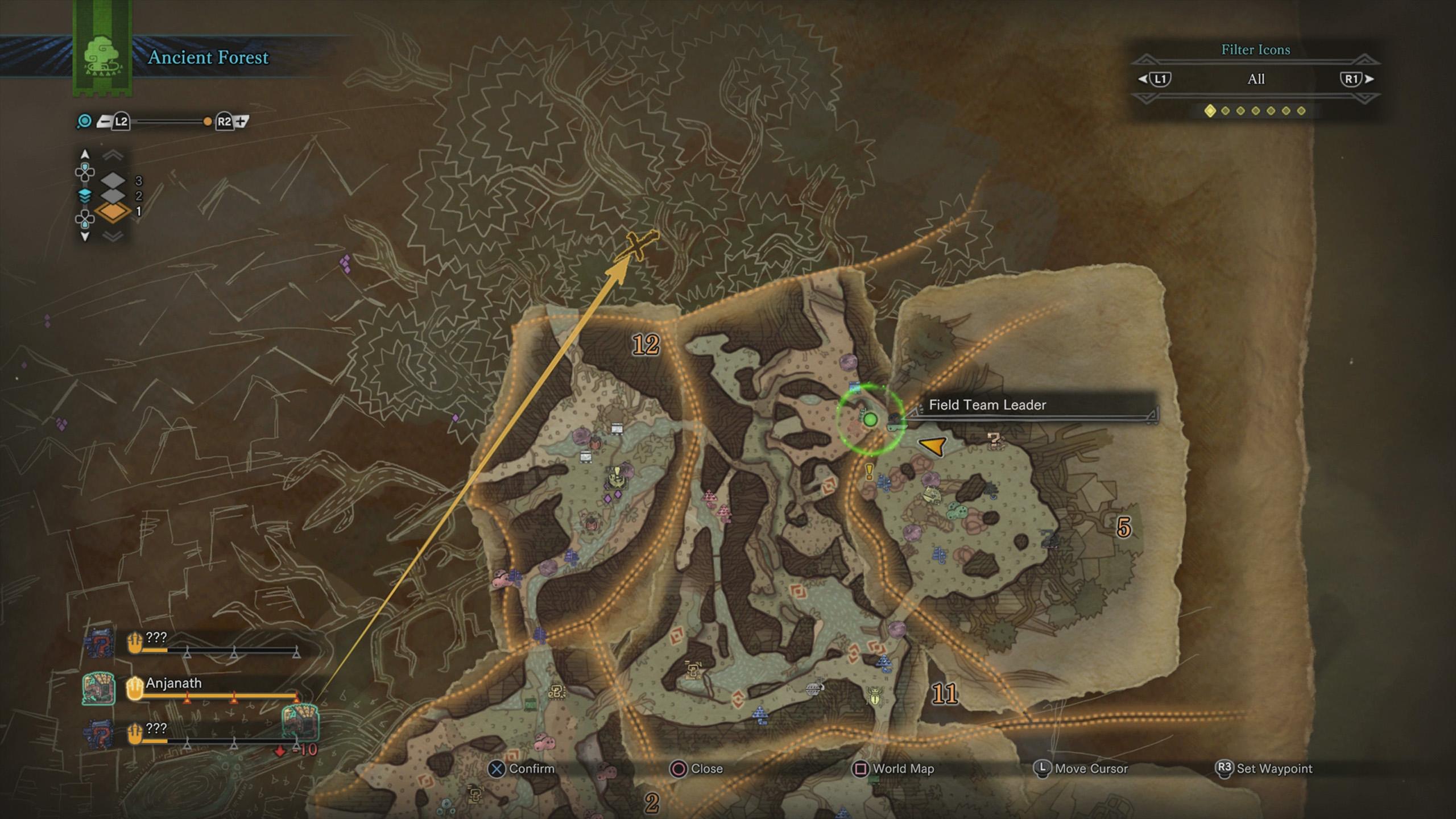 Monster Hunter World - Head to the New Campsite | Shacknews