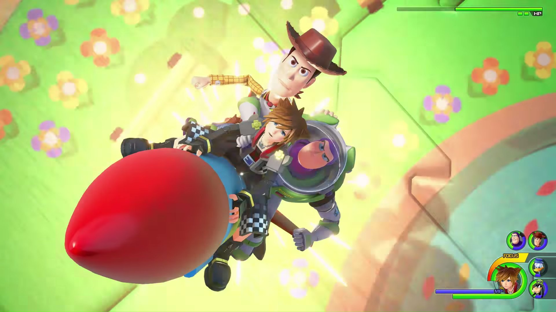 Kingdom Hearts 3 The 5 Key Takeaways From The D23 Expo Japan