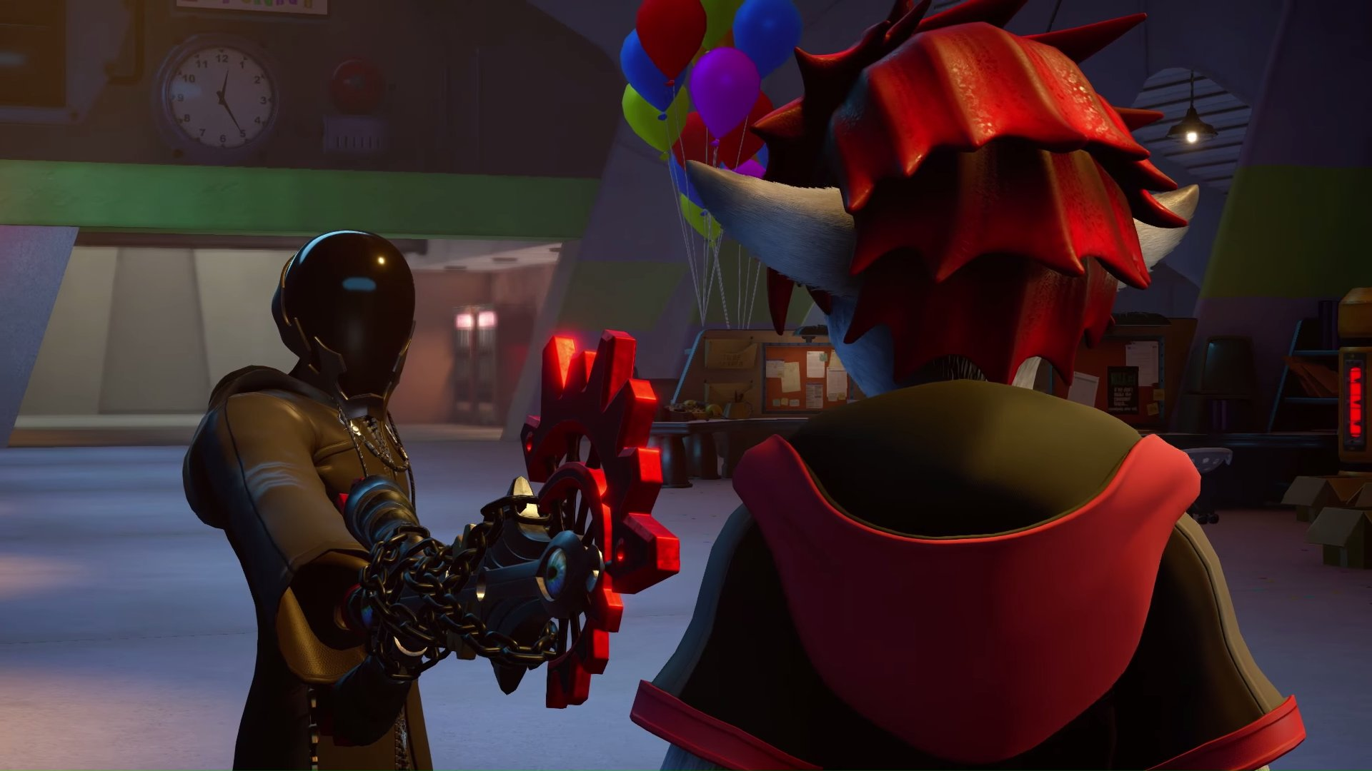 Resultado de imagen de kingdom hearts 3 battle