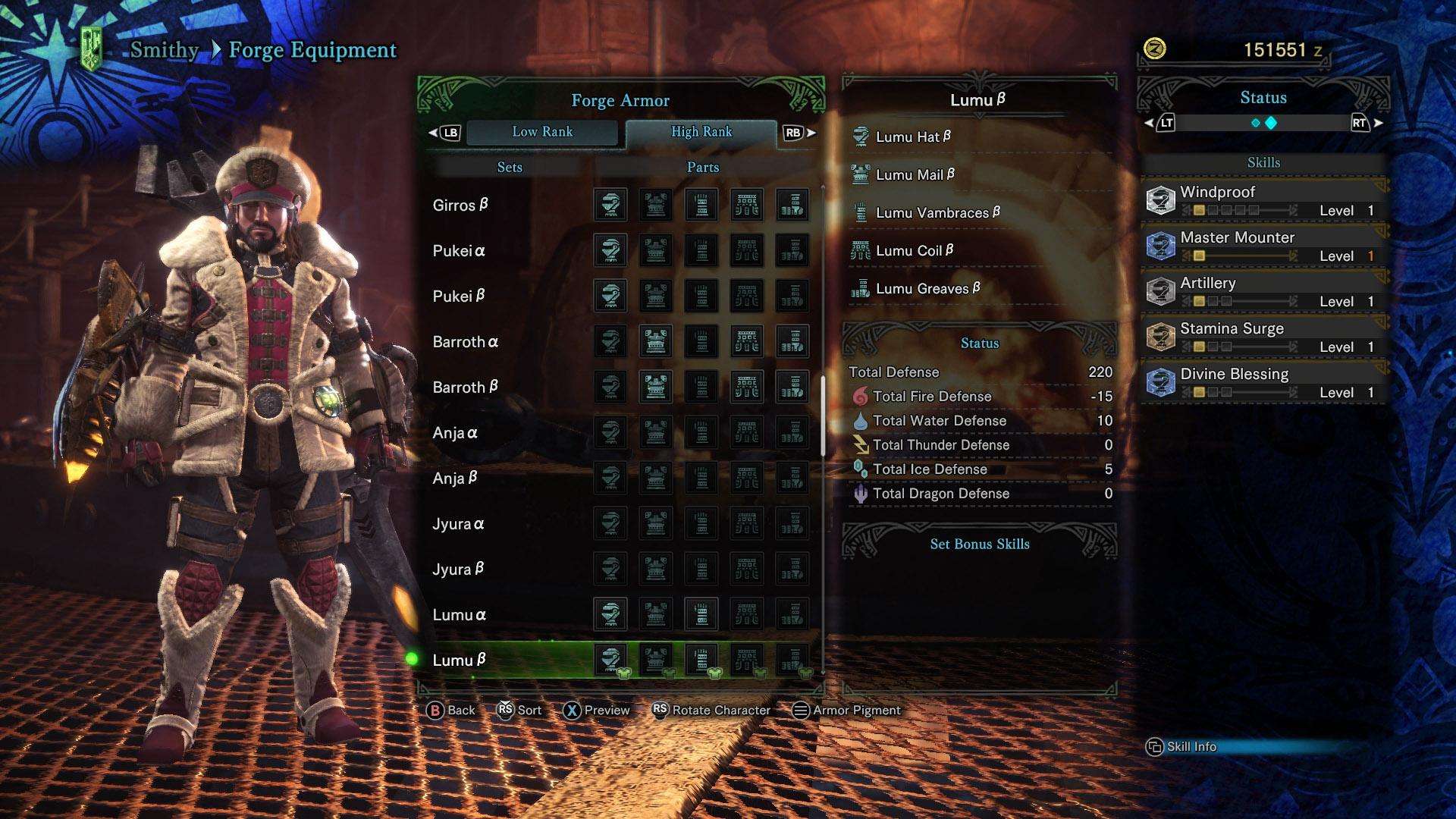 Monster Hunter World - All Armor Sets | Shacknews