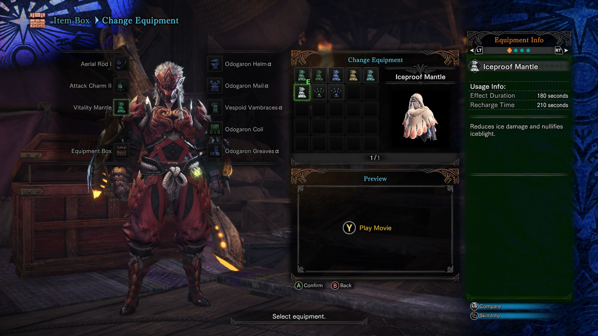 Mhw Mantles And Boosters — Available Space Miami
