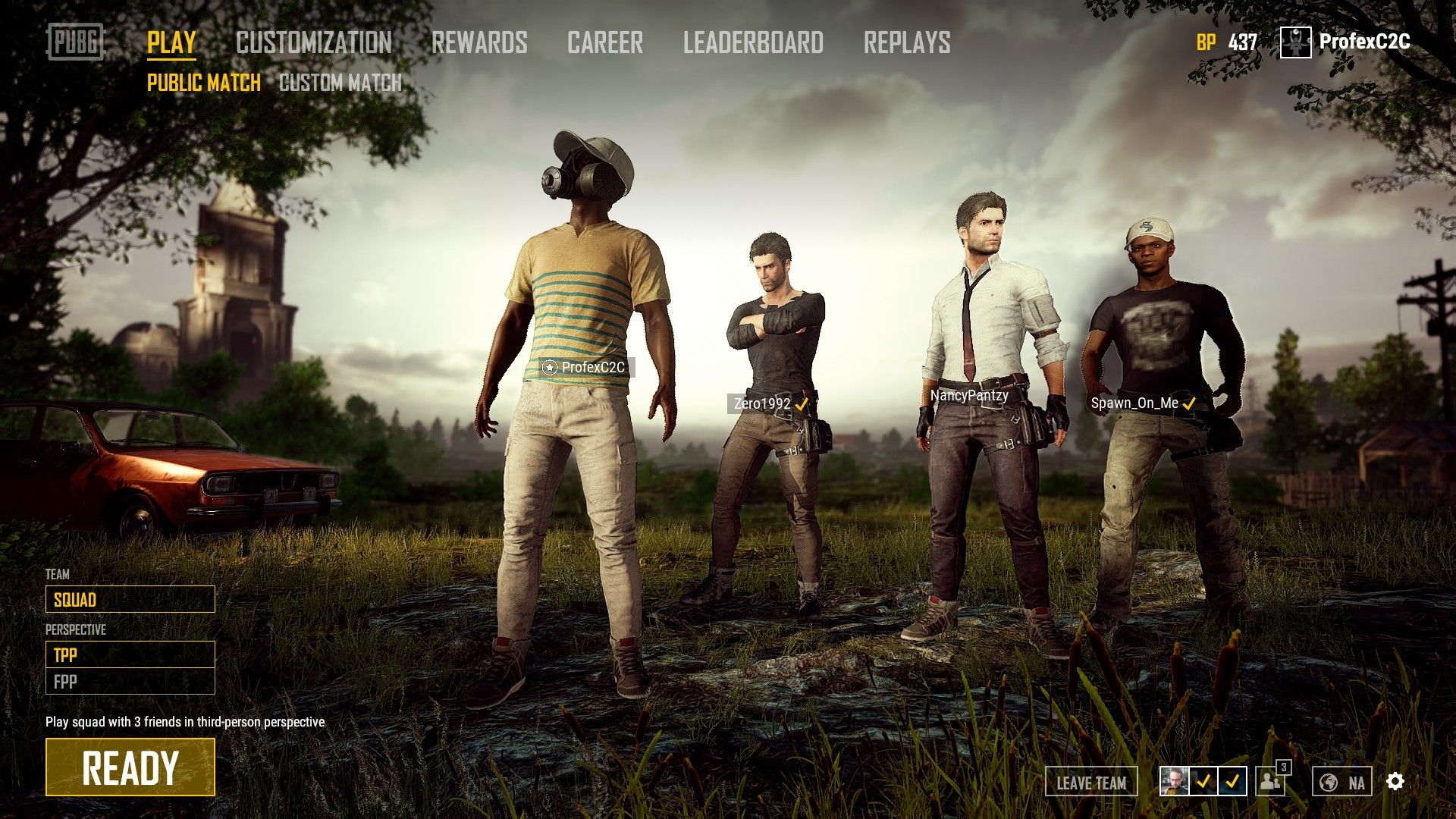PUBG Corp Testing Ping-Based Matchmaking This Week