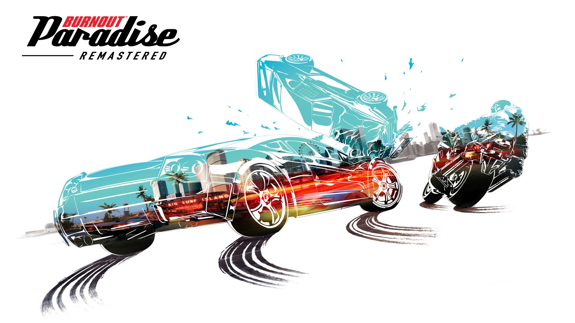 Burnout Paradise Returns! Remastered Edition To Run 4K At