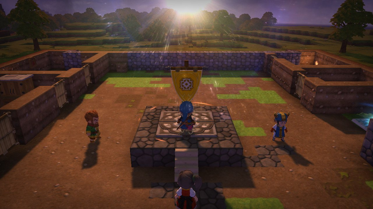 Dragon Quest Builders Review: A Sandbox With Direction