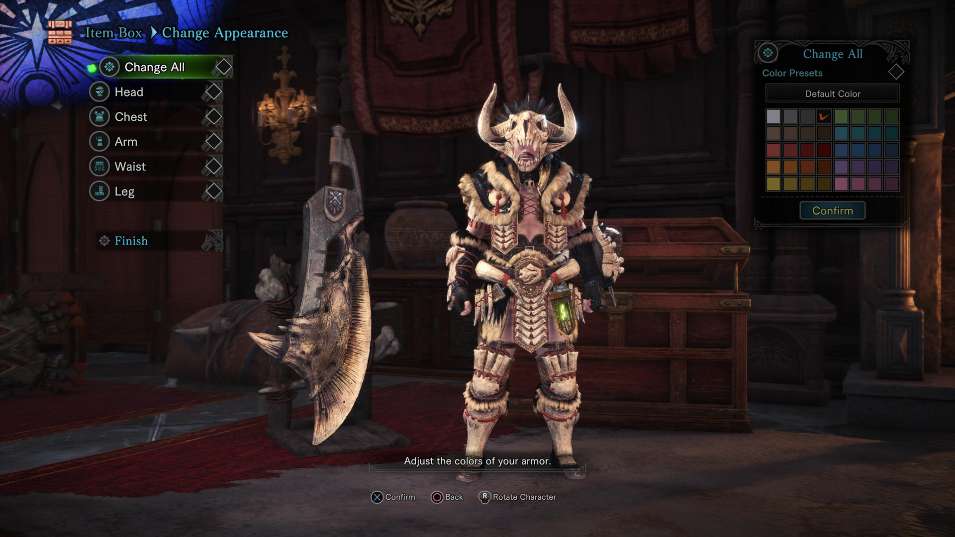 Monster Hunter World How To Change Your Armor Color Shacknews