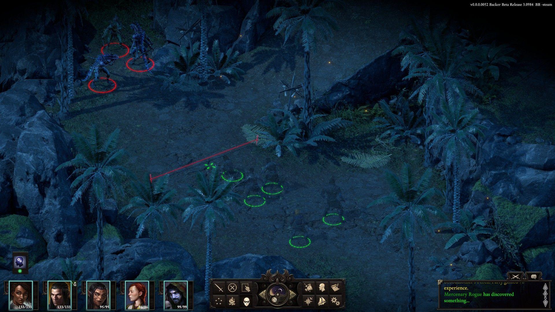 Pillars Of Eternity World Map Complete.Pillars Of Eternity 2 Deadfire Hands On Establishing A Series