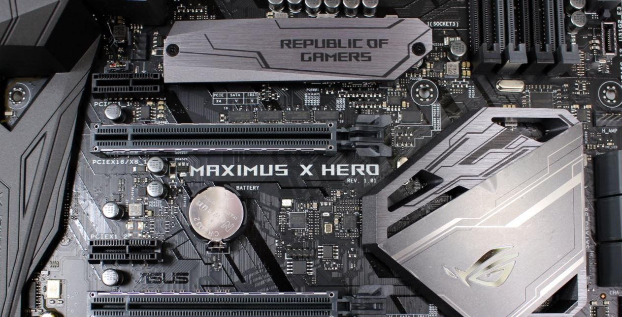 motherboard for pc gaming