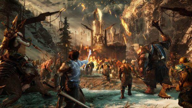 Middle-earth: Shadow of War Etten Freeze Bug | Shacknews