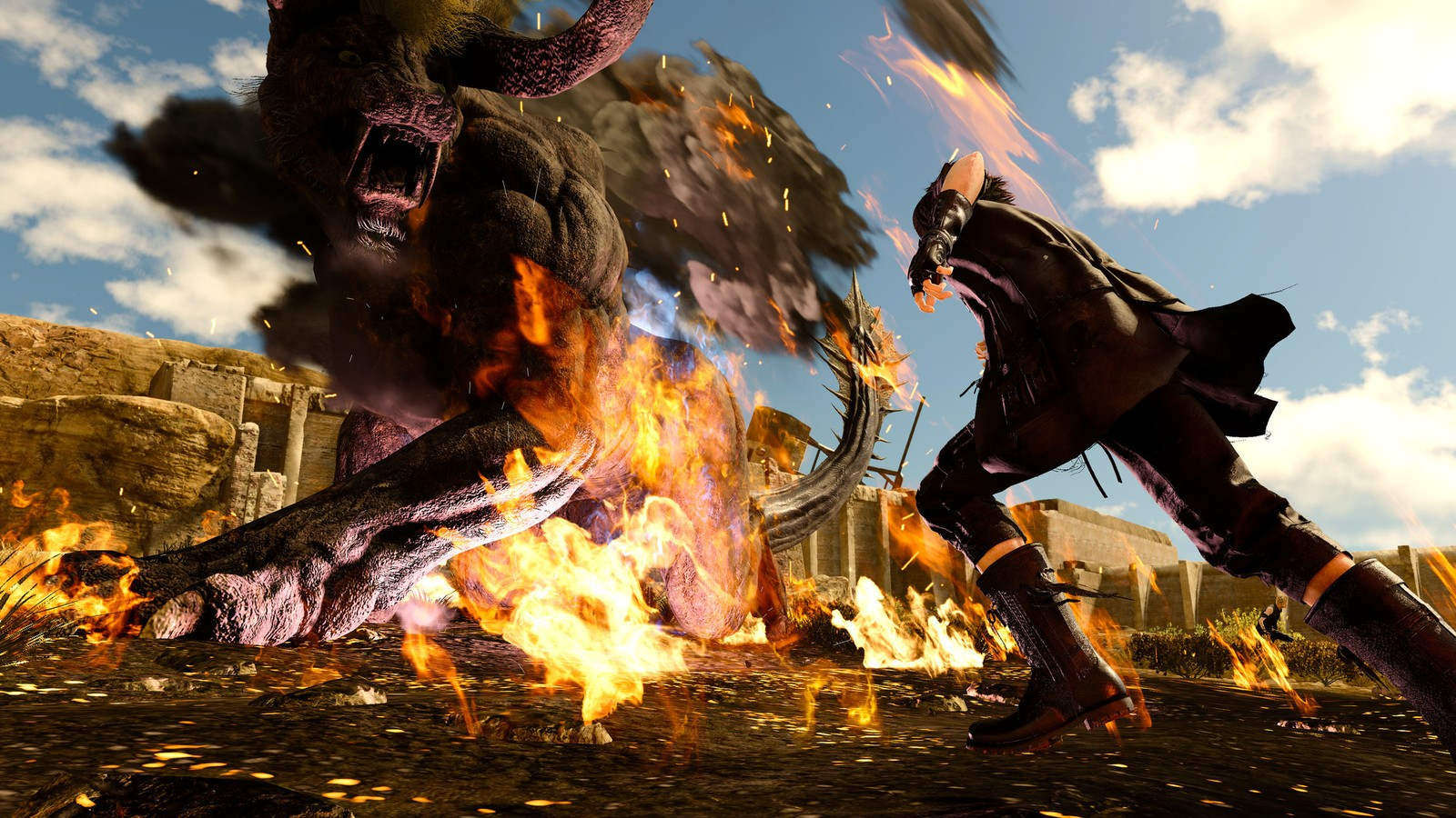 AMD Offers Up New Radeon Driver For Final Fantasy XV | Shacknews