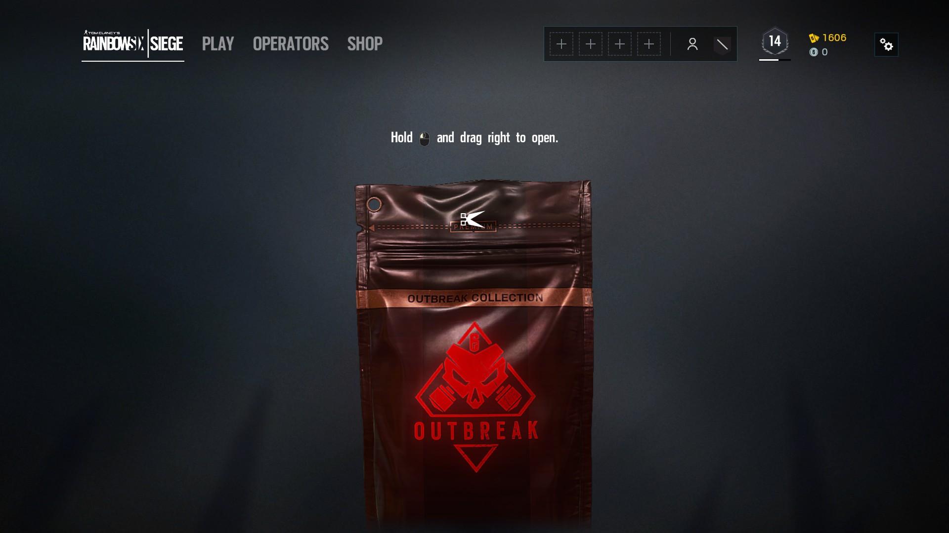 How to Get Outbreak Packs in Rainbow Six Siege | Shacknews