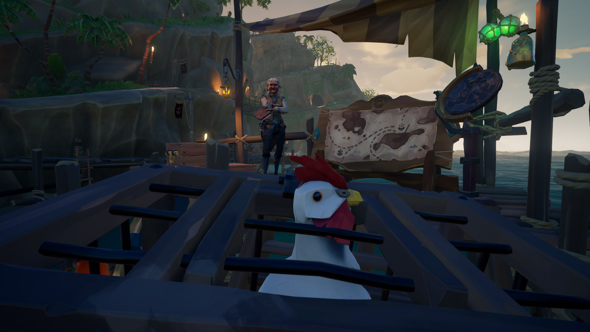 Image result for sea of thieves merchant alliance