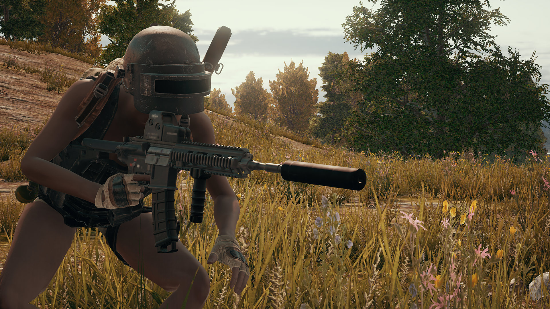 Pubg Wallpaper 14: PUBG To Introduce Bullet Penetration, Other Features On