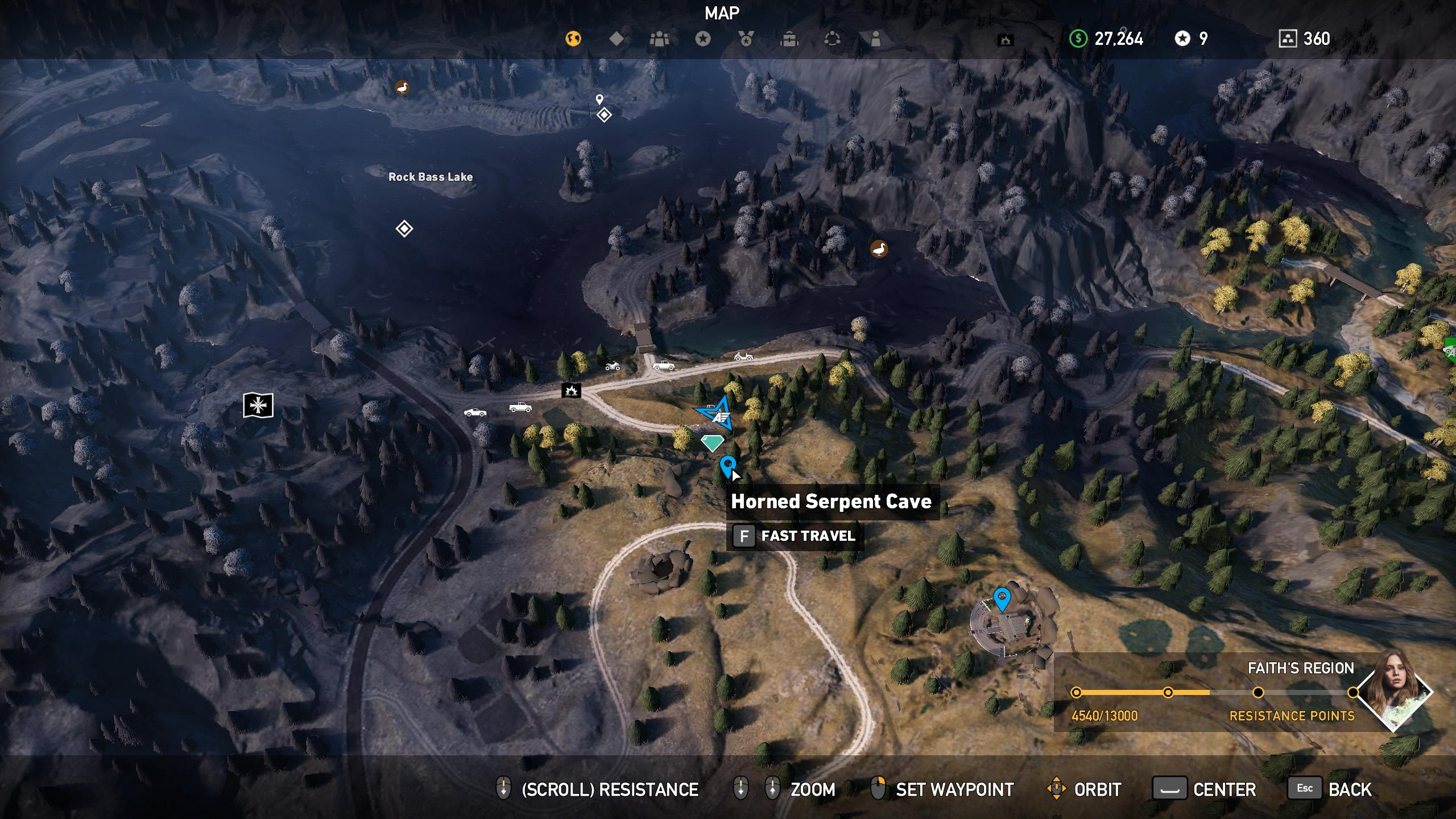 All Prepper Stash Locations - Far Cry 5 | Shacknews