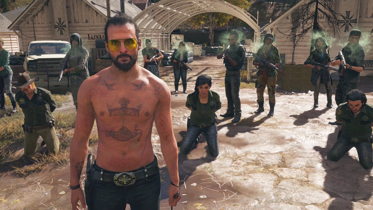 How To Get The Good And Bad Endings In Far Cry 5 Shacknews