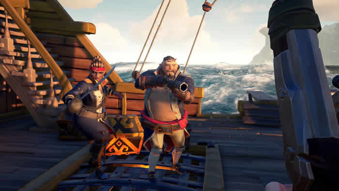 How to Fix Voice Chat Issues in Sea of Thieves | Shacknews