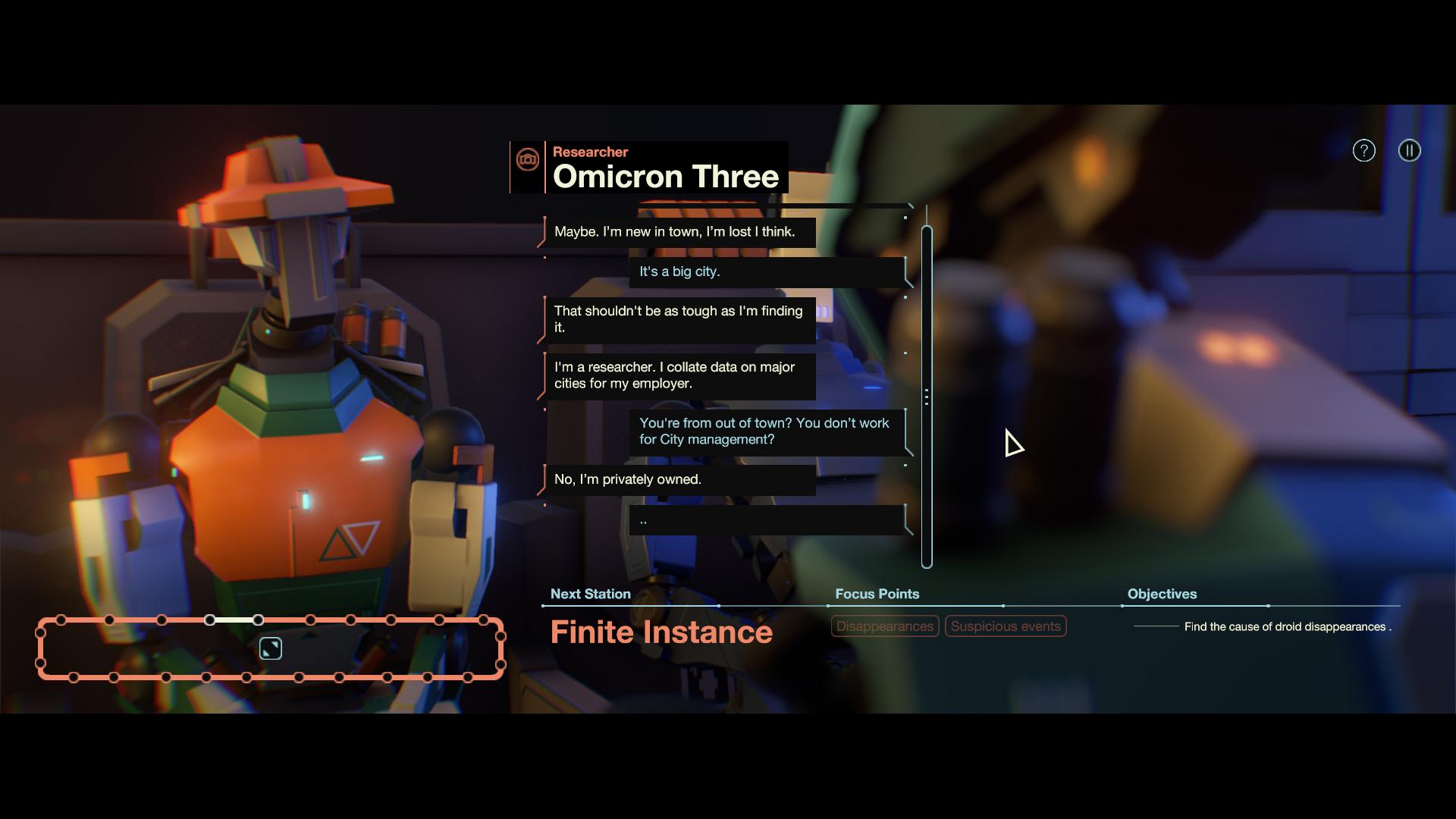 Subsurface Circular Review: Hi-Tek Detective | Shacknews
