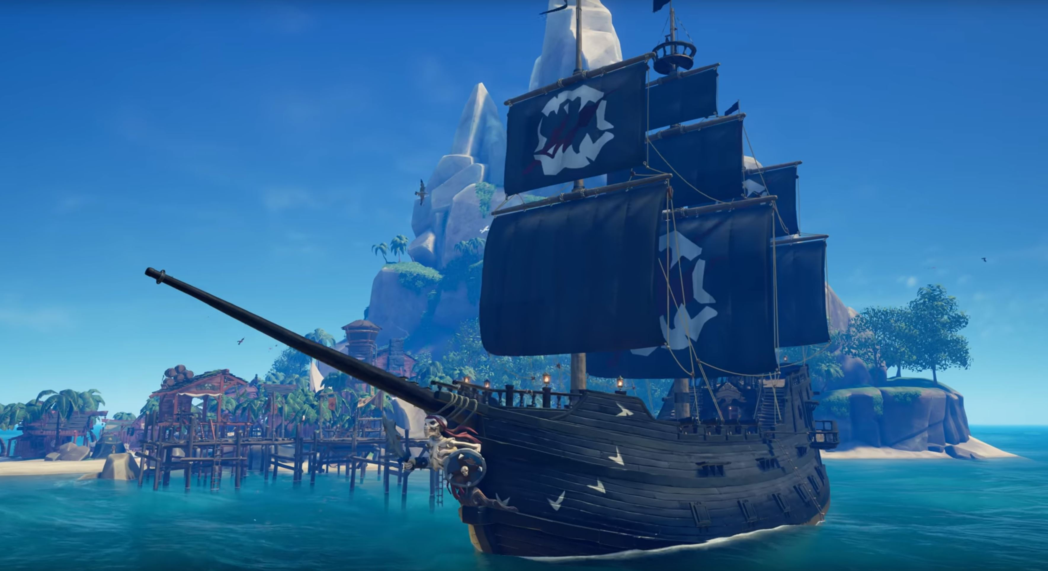 Get Sea Of Thieves Free With Purchase Of Xbox One X At