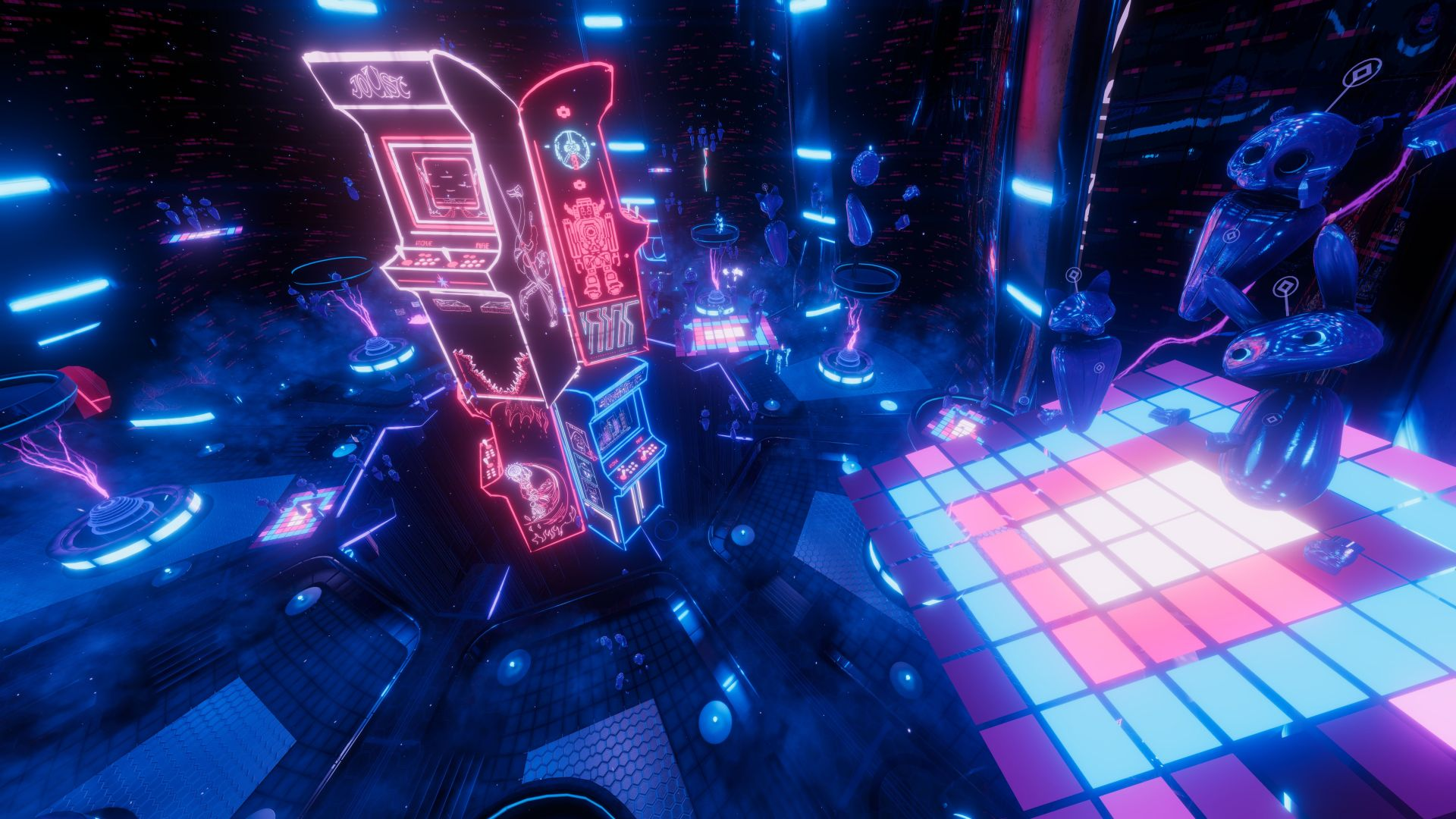 Sxsw 2018 Thewavevr Brings Zero Gravity Club Scene From Ready
