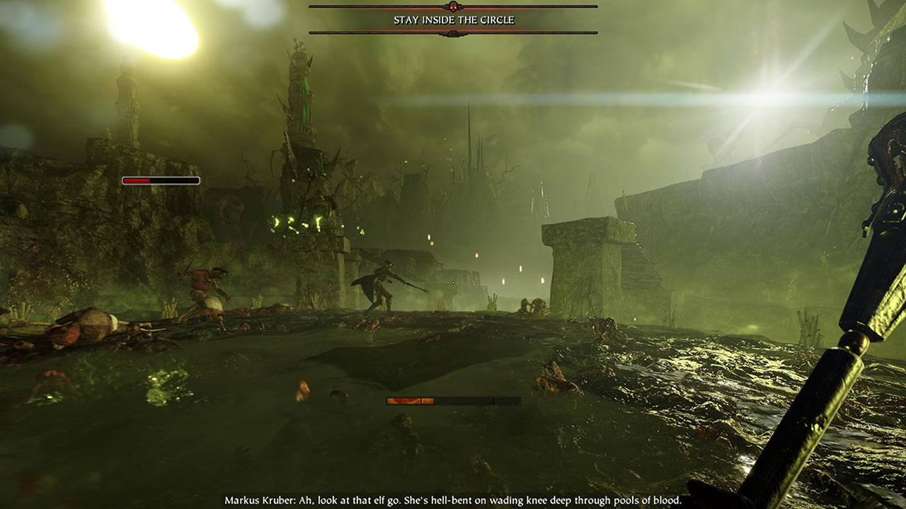 As It Turns Out The Prologue Can Be Skipped After All But Method Is Not Obvious To Skip Vermintide 2 While Underway