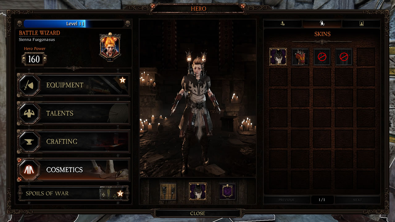 As For More Traditional Secrets Warhammer Vermintide 2 Has Both Tomes And Grimoires Hidden Throughout Each Level That Players Can Collect In Order To