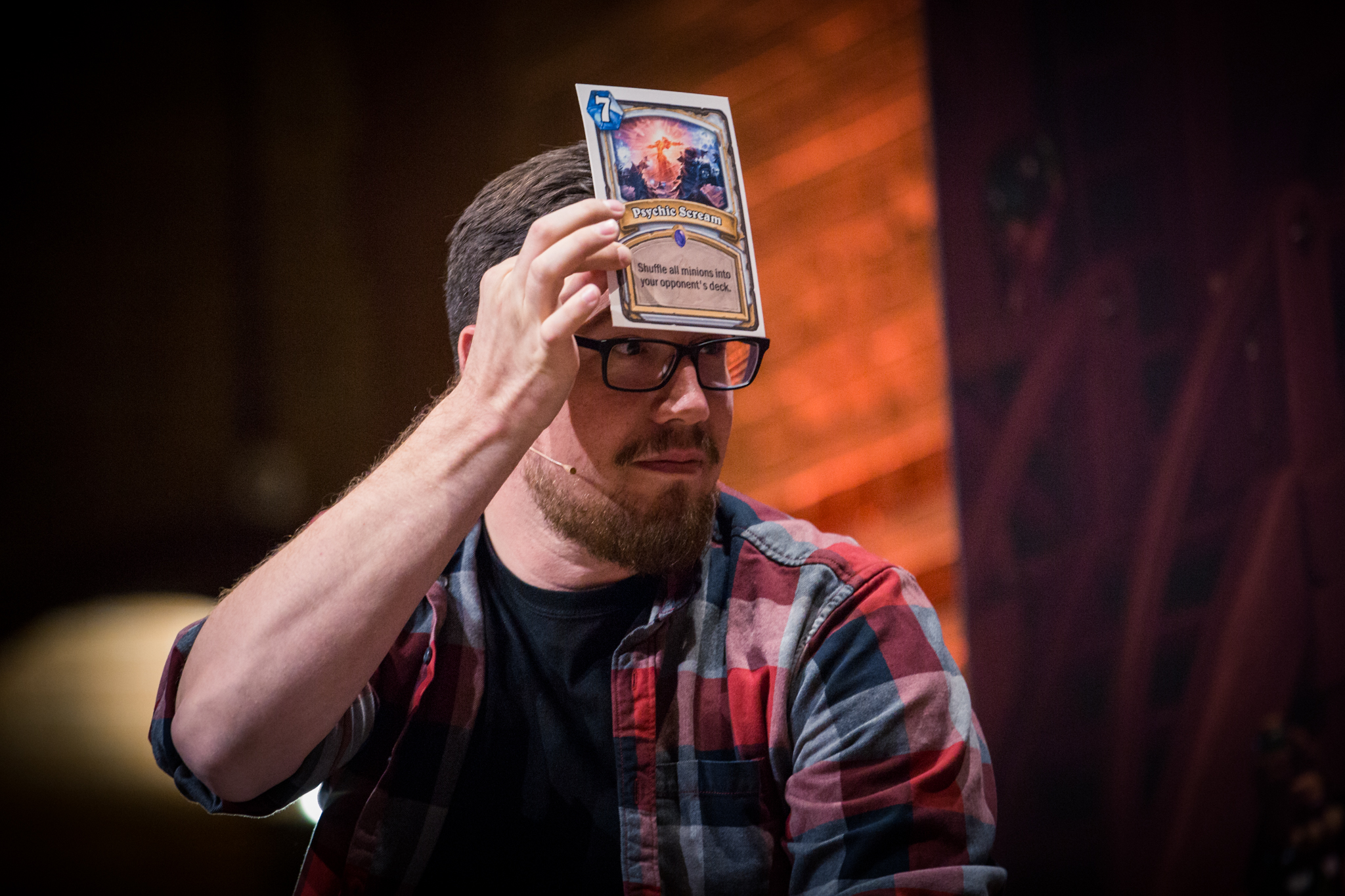 Ben Brode at the HCT World Championships