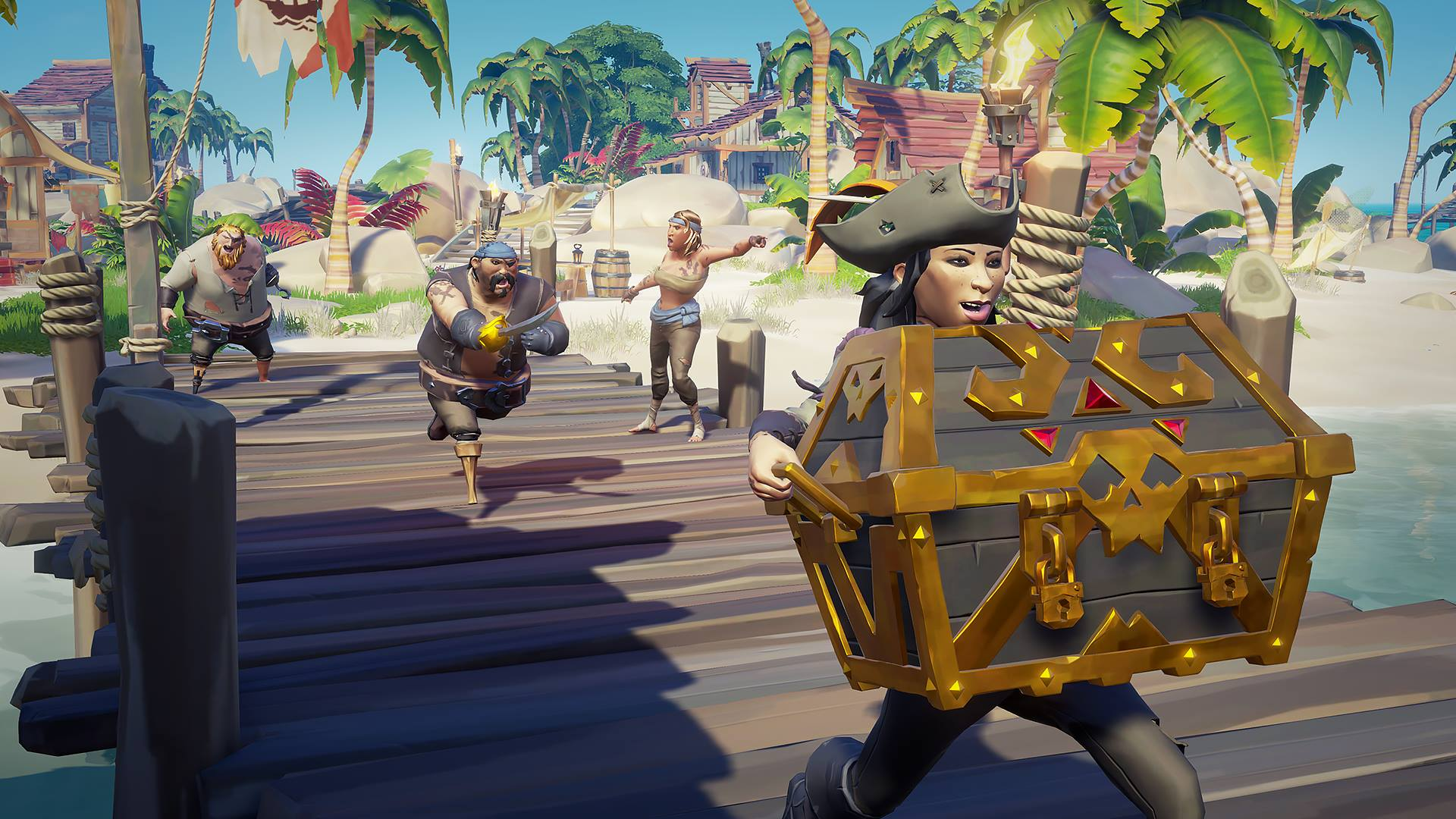 How to Escape the Brig in Sea of Thieves | Shacknews