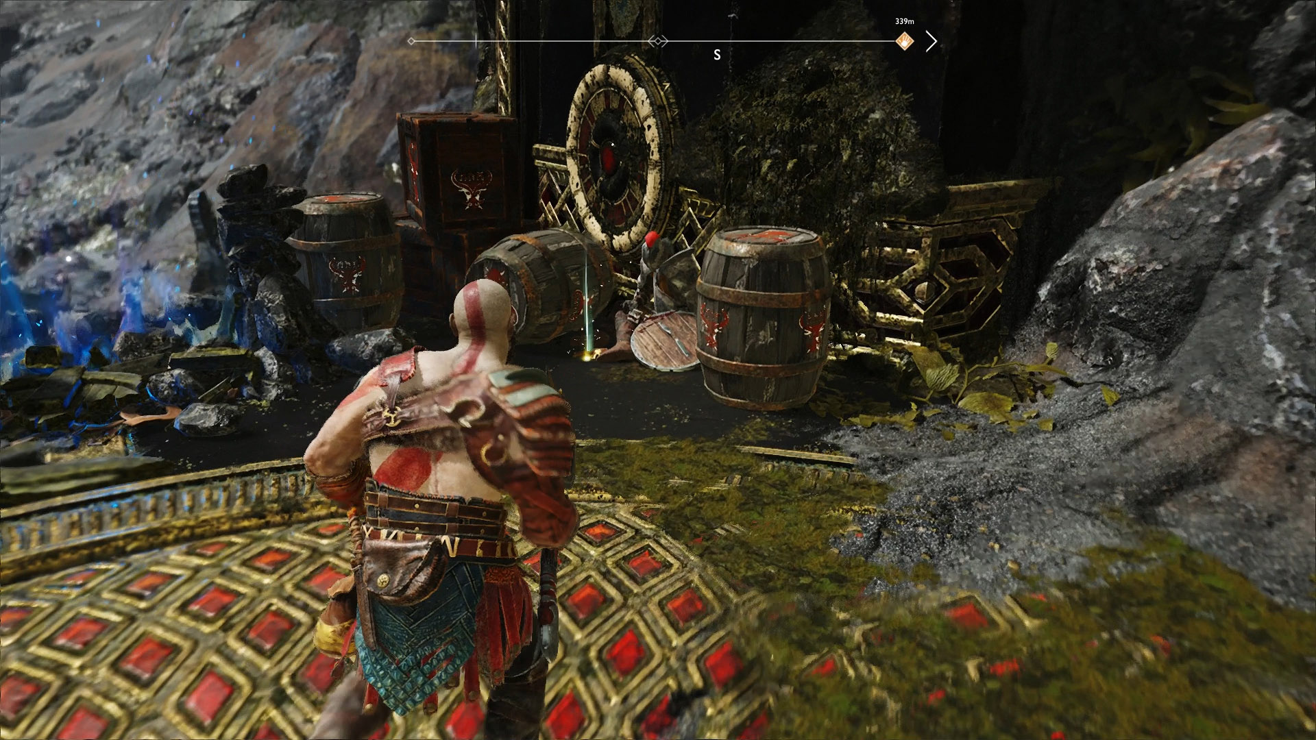 All Artifact Locations in God of War   Shacknews