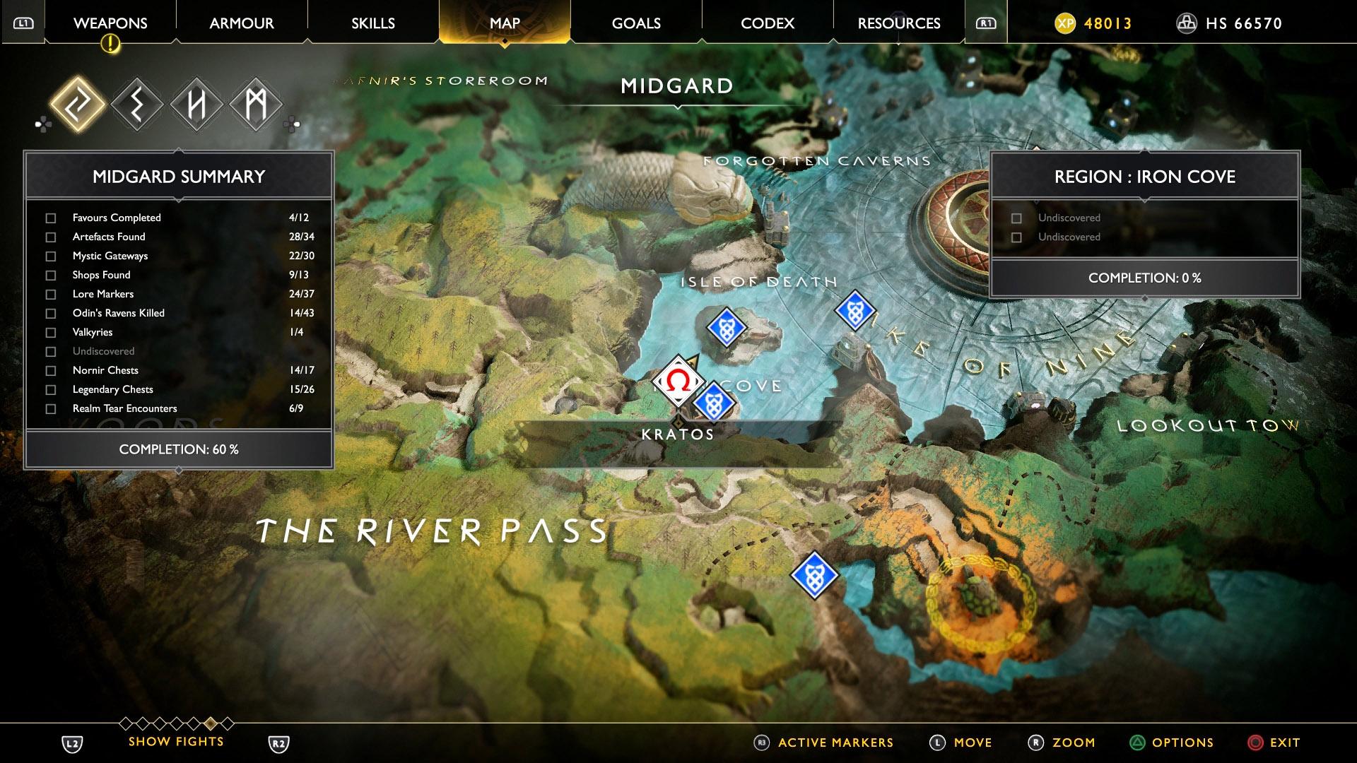 All Realm Tear Locations In God Of War Shacknews