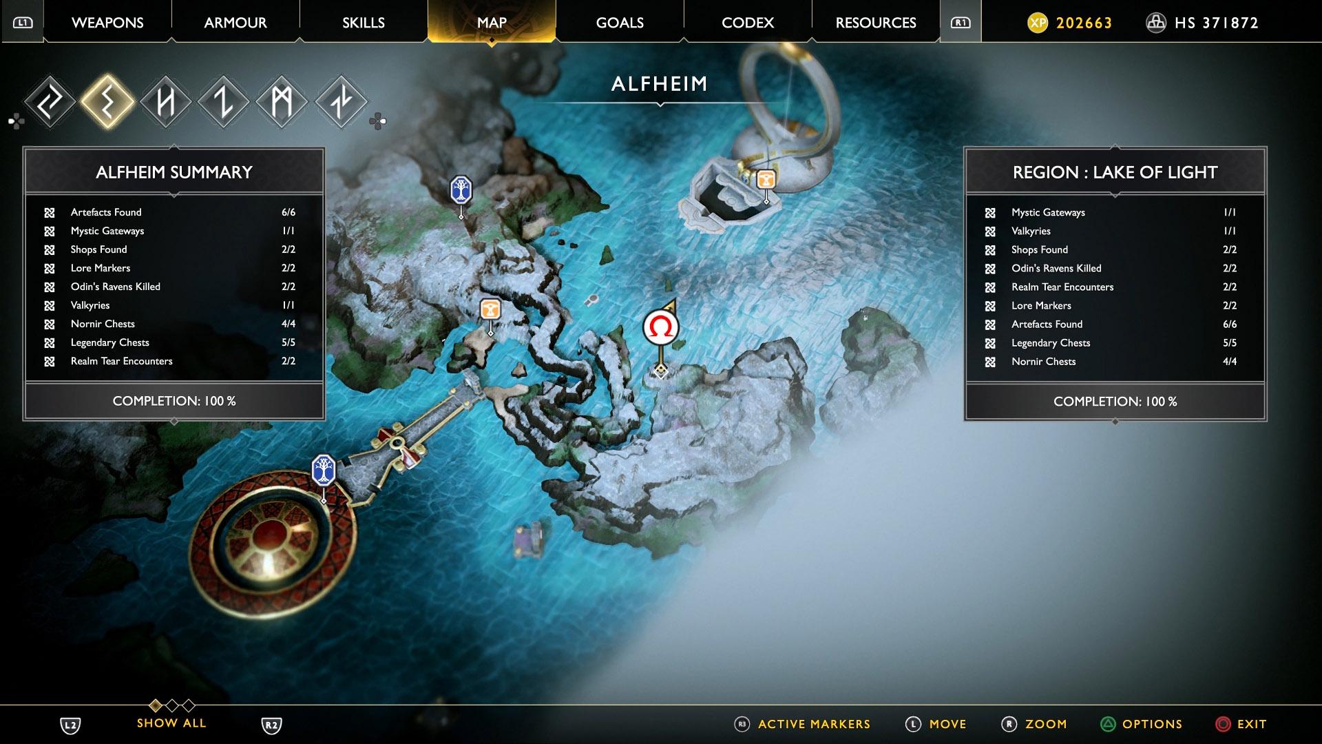 All Realm Tear Locations in God of War | Shacknews