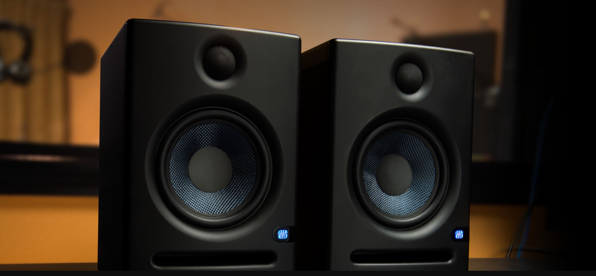 The Best Monitor Speakers To Bring Your Pc Audio Life Shacknews Yamaha Hs5 Powered Studio Many Monitors Also Come With Built In Amplifiers That Are Matched Work Seamlessly Included Drivers