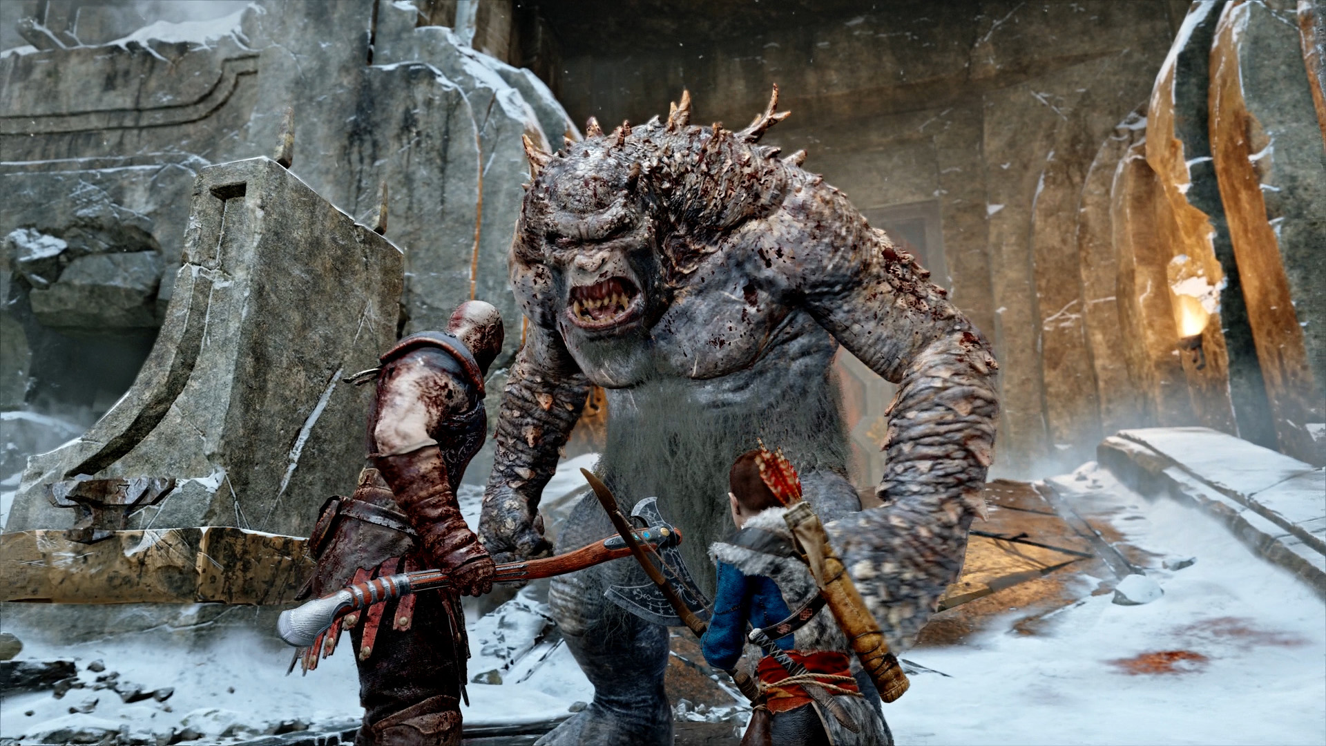 God of War: The Journey - Path to the Mountain | Shacknews