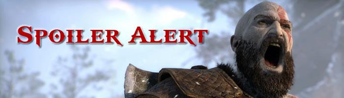 Who is the Stranger in God of War? | Shacknews