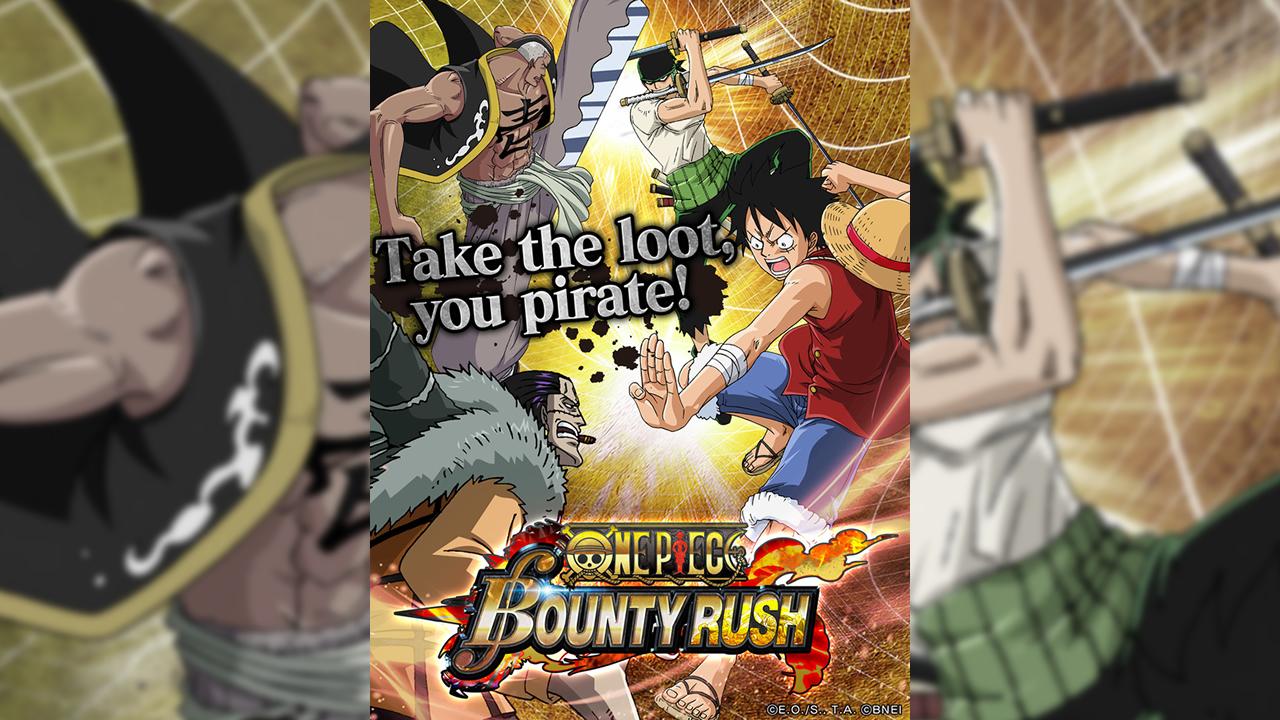GDC 2018: One Piece Bounty Rush Interview: 'We're Still