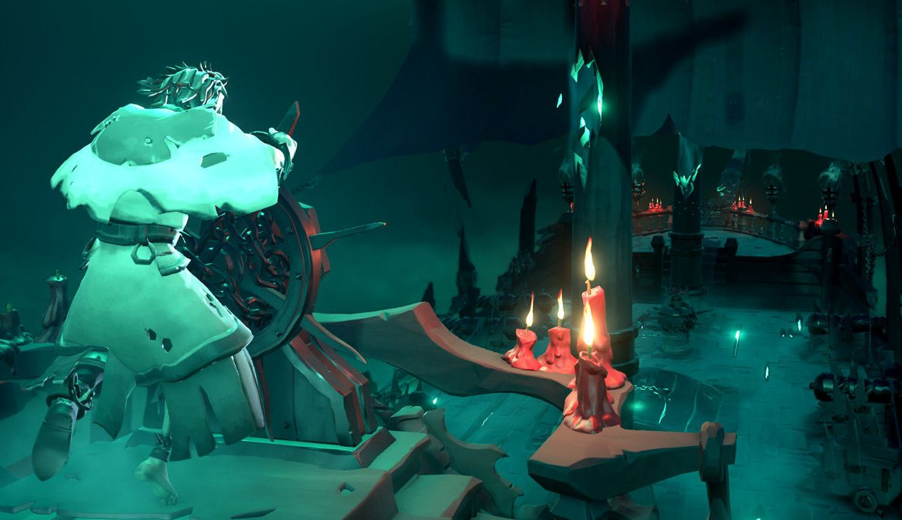 Sea of Thieves Patch 1 0 3 Notes Reveal PC Aim Sensitivity Increase