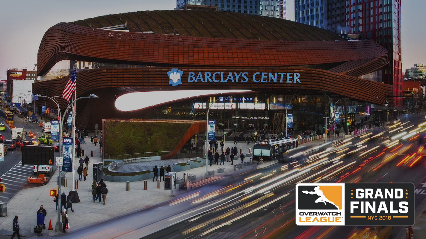 Overwatch League Grand Finals at Barclays Center