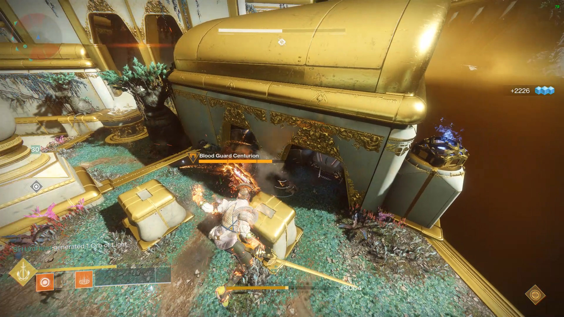 Destiny 2 Spire Of Stars Raid Lair Guide Shacknews As For The Hop Up Ball Thingy I Just Found Tiny Metal Balls From An Standing On Pillar With Raises Into Air And All Four Pillars Must Be Raised In Order To Lower Domes Shield