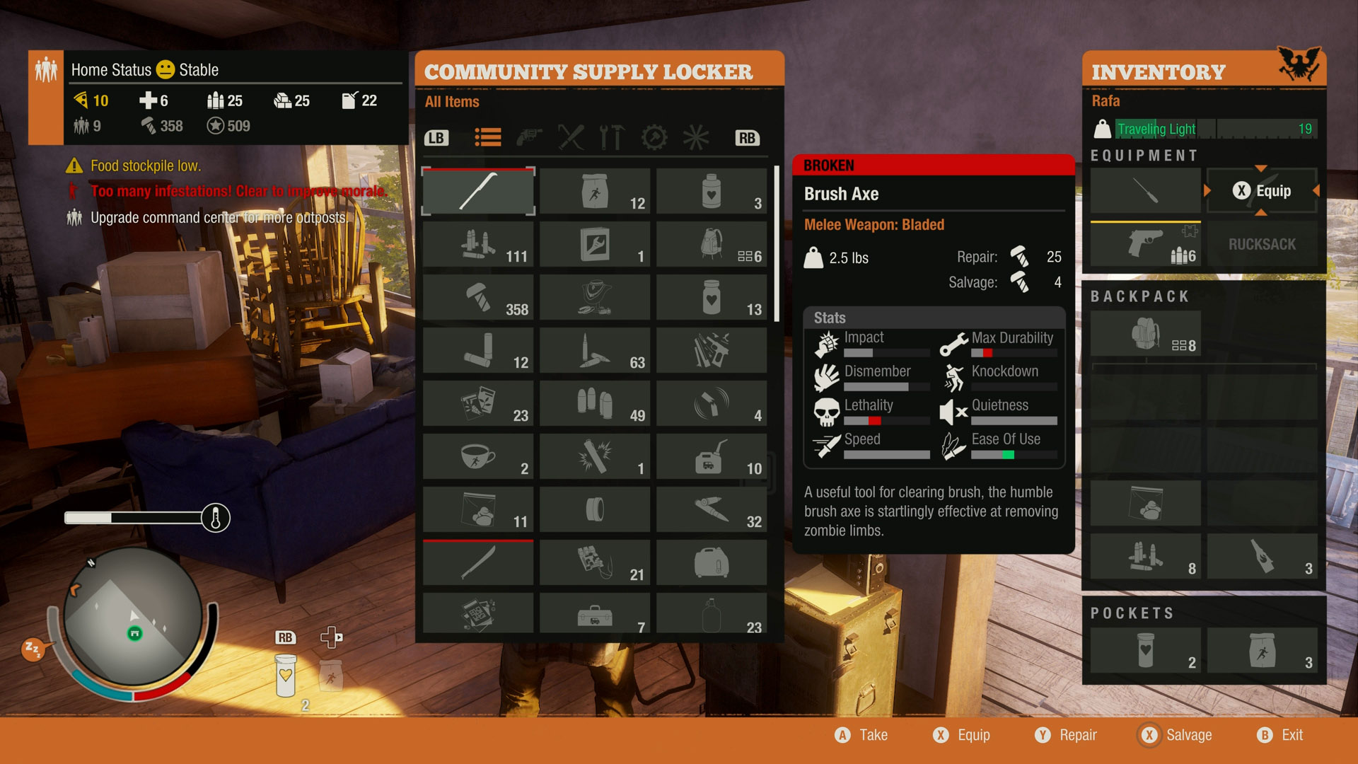 State Of Decay Inventory Editor