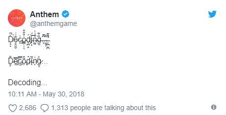 Bioware Teases Anthem Announcement on Twitter | Shacknews
