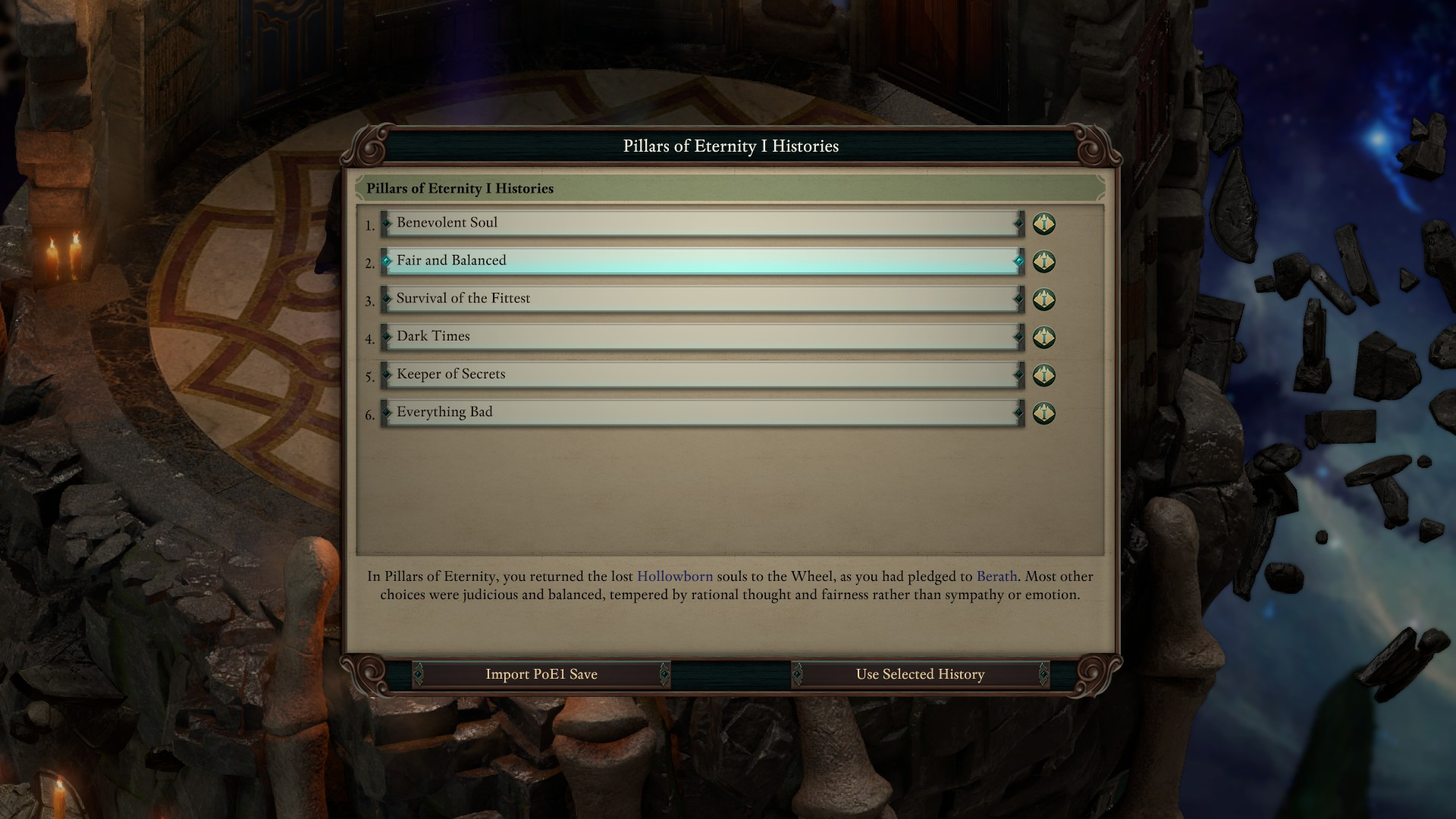 Character Creation Guide - Pillars of Eternity 2: Deadfire