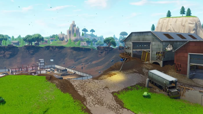 New Map Landmarks And Hidden Locations In Fortnite Season 4