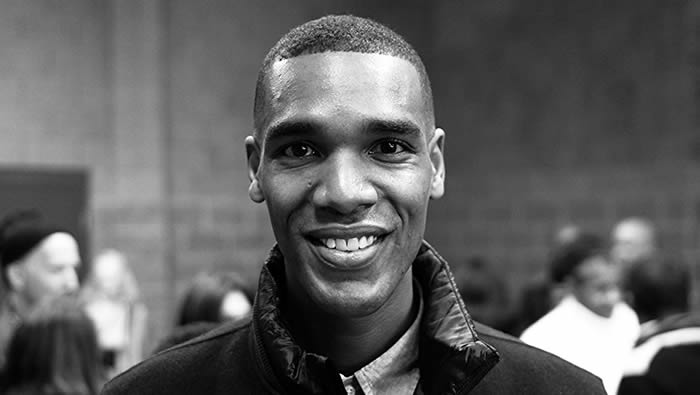 voice actors in Detroit Become Human - Parker Sawyers