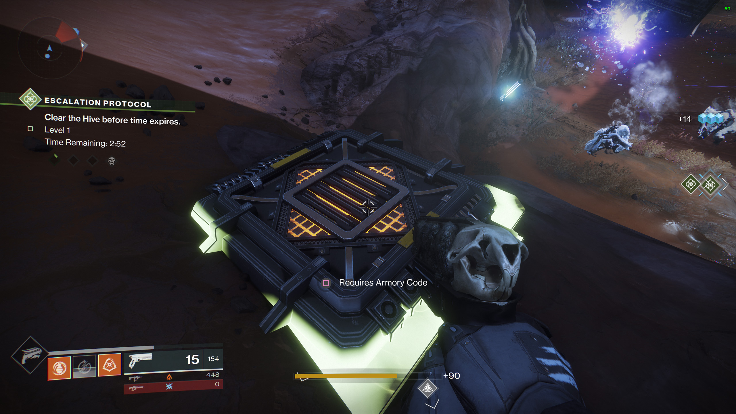 What Does Requires Armory Code Mean In Destiny 2 Shacknews