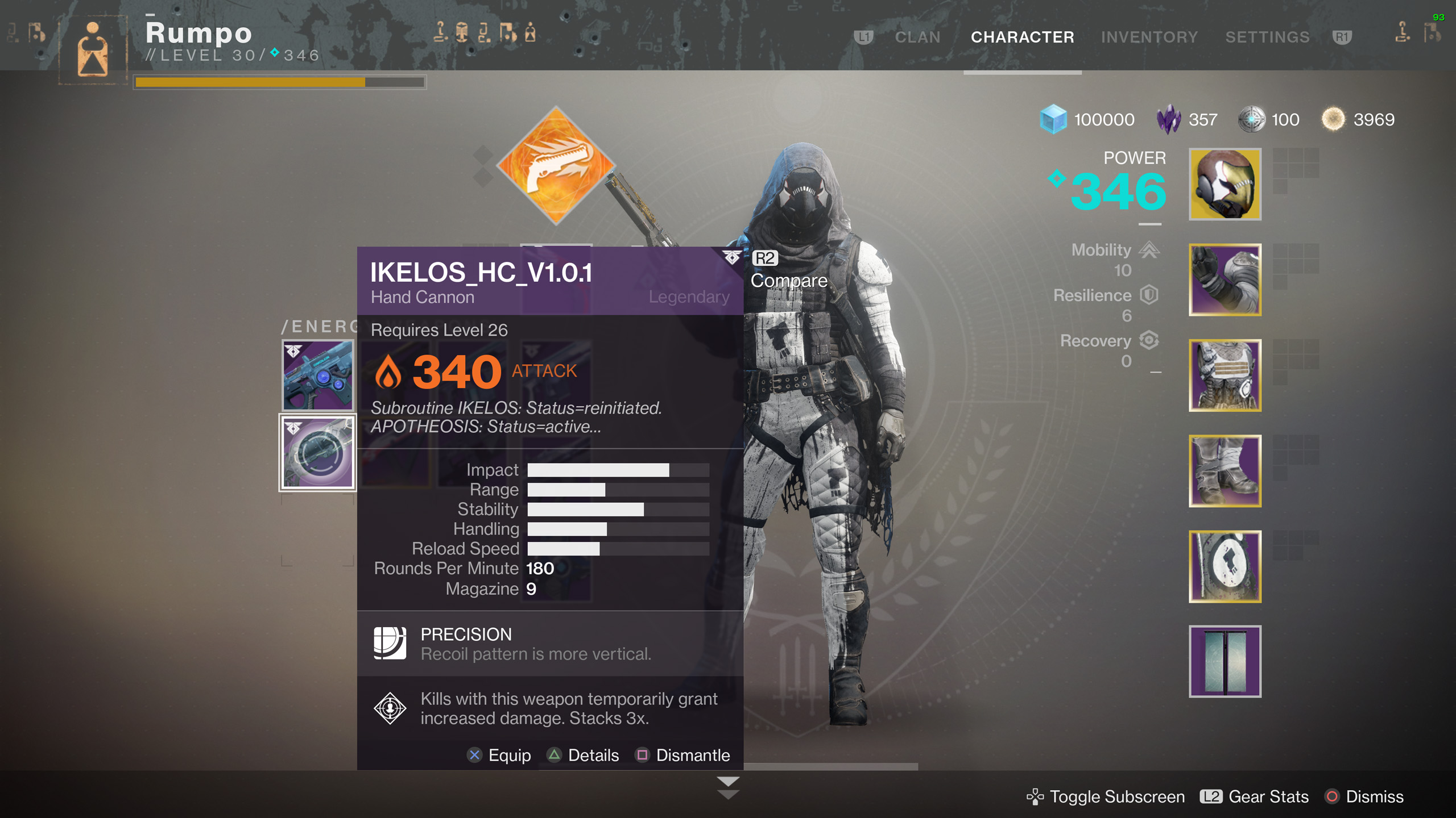How to get the ikelos hc v101 in destiny 2 shacknews once the main warmind story missions are complete a visit to ana bray will unlock a world quest the icons for these quests look gumiabroncs Gallery