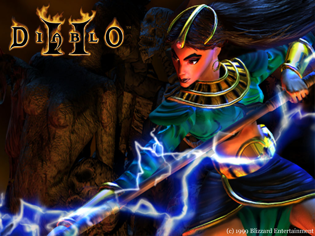 How Diablo 2 Evolved from Gothic Horror to Epic Fantasy