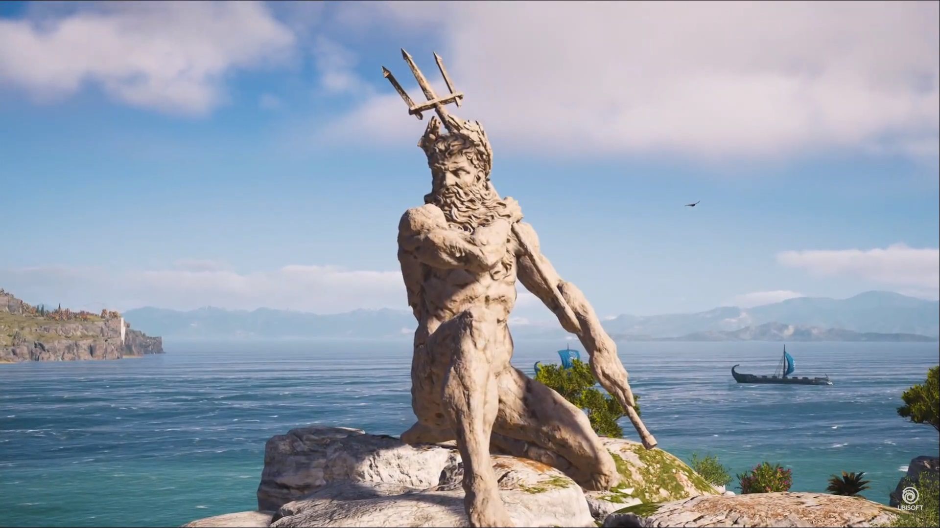 E3 2018 Assassins Creed Odyssey Hands On Preview Shacknews